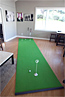 Indoor putting greens